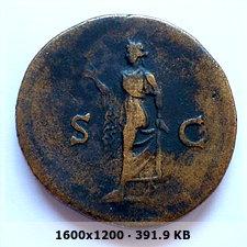 Sestercio de Antonino Pío. Spes / S C 9fd4b7cb15bc344ce407da453fb9737do