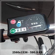 En venta bici eléctrica plegable Ad4c89e671e98bd897c93d4d38c1153ao