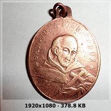 Medalla de San Juan De La Cruz / Inscripcion - s. XIX B075efe4a1fe8654c30e2b08735005e2o