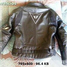 Vendo chaqueta dainese alien pelle 56**VENDIDA** B4184e062572b824f32267db5c2389d1o