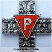 Auschwitz Cross medal B949e1bb27c0cc385627093cc8989e7bo