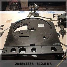 Restauración garrard 401 y fabricación de plinto Bc29261d0772d4c0ebc25bde837b6cdco