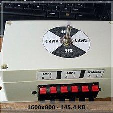 AYUDA ¿cómo tener conectados varios amplificadores a unos mismos altavoces? Bd4510875444a798f166665f75181f64o