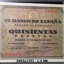 500 pesetas 1938 C4a18f1752b3ea00a85652c7f685c6aco