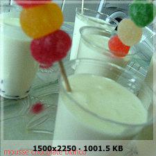 Copa mousse chocolate blanco y brocheta gomitas C62dcdd3431a4310de38c68ec8d6216eo