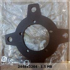 Vendo adaptador doble plato bafang 104 bcd Cd8e1d24cccdf467a3e810fa310727ado