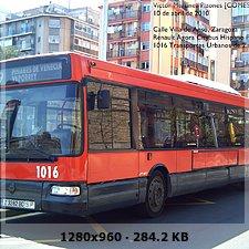 Transportes Urbanos de Zaragoza S.A.U (TUZSA) Ced220555d7919b97182d69b966213feo