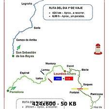 Ruta veraniega SOLO pa HOMBRES: Madrid-Pamplona-Francia-Huesca-Albarracín  Db2ec58a10acb236b66ea1fbd4a05d74o