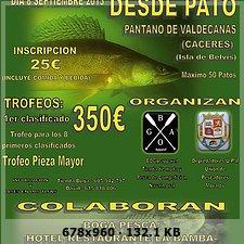 1º Open de LucioPerca desde Pato Dde42d7850b7aaa02c8a66d22ef8104co