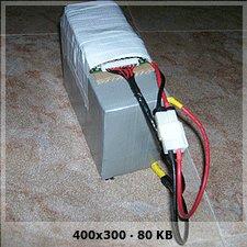 Vendida Batería 48V 10Ah Ddefd27dd94281475c985ef3cde1c29bo
