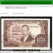 Investigación - Billetes de 100 pts 1953 Romero de Torres - Página 2 Deead886fe94dc0c9a60b589f1e7f9d8o