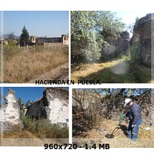 Busqueda en una Hacienda de Puebla. Oro convertido en Acero. Dfb813c9dc56e963b45297c29bb9b9bao