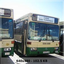 AUTOBUSES DE LA LINEA INTERURBANA CADIZ - SAN FERNANDO. SU HISTORIA E3d7d508cfb64850348b1387795966c2o