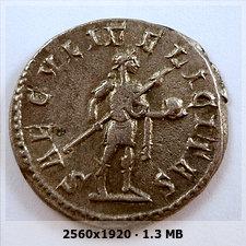 Antoniniano de Gordiano III. SAECVLI FELICITAS.   Antioquía E603bb9a090524cb1e0677ed755d7fc1o