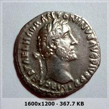 Denario de Antonino Pío. TR POT XIIII COS IIII. PAX en exergo. Eb64a52b31a3a27de6951a41d3021254o