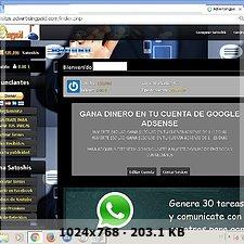 Advertisingpaid-Gana 0.005$/459 satoshi por click-Pagando F047b775093ccb04a34b21cec156b96co