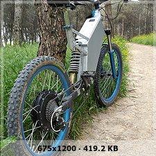 THE RABBIT, nueva bici de montaña con bafang bbshd F2d157682b919366fe0930940f048814o