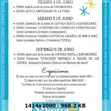 X FERIA INTERNACIONAL DE COLECCIONISMO VILLANUEVA DE LA SERENA F883e329b964fa32bafb6586eacabaf1o
