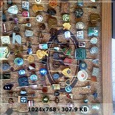 Pins de lapela antigos e crachas antigos!! Fd35dd464fa422f37520ea28898b7882o