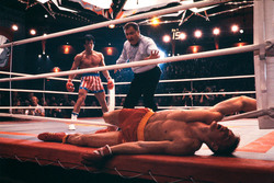 Рокки 4 / Rocky IV (Сильвестр Сталлоне, Дольф Лундгрен, 1985) - Страница 3 E8315b958166844