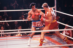 Рокки 4 / Rocky IV (Сильвестр Сталлоне, Дольф Лундгрен, 1985) - Страница 3 873cae958166124