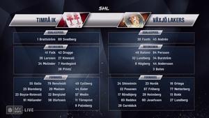 SHL 2018-09-20 Timrå vs. Växjö - English Cab8b2980262124