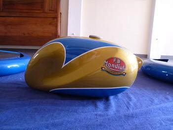 Restauration MONDIAL 125cc Champion Lusso. - Page 2 F473b8844593894