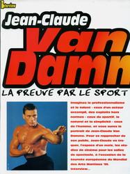 Жан-Клод Ван Дамм (Jean-Claude Van Damme)- сканы из разных журналов Cine-News Deff85783204123