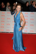 Джери Холливелл (Geri Halliwell) 23rd National Television Awards held at the O2 Arena in London, 23.01.2018 - 83xHQ Bc24cf1107405384