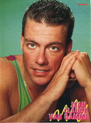 Жан-Клод Ван Дамм (Jean-Claude Van Damme)- сканы из разных журналов Cine-News Fd2baf783199793