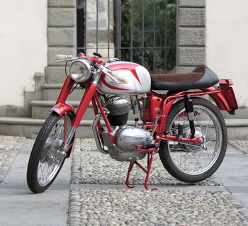 MONDIAL 125cc Spécial 1959. Dab35f859861994