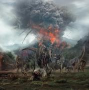 Мир Юрского периода: Павшее королевство / Jurassic World: Fallen Kingdom (Крис Пратт, Брайс Даллас Ховард, Джефф Голдблюм, 2018) 421a86904886064