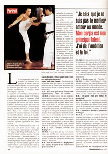 Жан-Клод Ван Дамм (Jean-Claude Van Damme)- сканы из разных журналов Cine-News 0656f2800327893