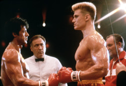 Рокки 4 / Rocky IV (Сильвестр Сталлоне, Дольф Лундгрен, 1985) - Страница 3 6900551054981374