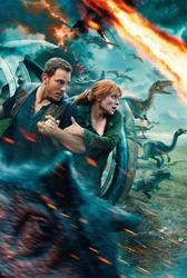 Мир Юрского периода: Павшее королевство / Jurassic World: Fallen Kingdom (Крис Пратт, Брайс Даллас Ховард, Джефф Голдблюм, 2018) F5ef40899193034
