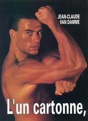 Жан-Клод Ван Дамм (Jean-Claude Van Damme)- сканы из разных журналов Cine-News 82b2301158203434