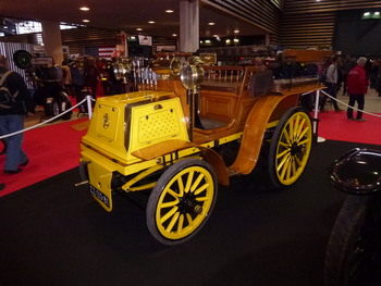 Salon Epoque Auto de LYON 2018. 20653d1030453954