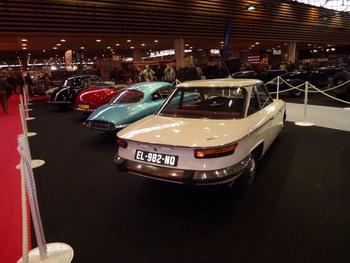 Salon Epoque Auto de LYON 2018. 78f6e11030453314