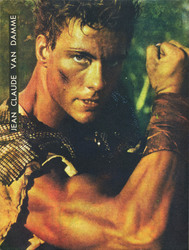 Жан-Клод Ван Дамм (Jean-Claude Van Damme)- сканы из разных журналов Cine-News 7ad3a51160070734
