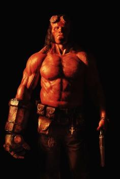Хеллбой: Возрождение кровавой королевы / Hellboy (2019)Дэвид Харбор ,Мила Йовович 6fc5f61049402014