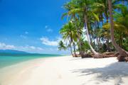 Тропический остров и пляж / Beautiful tropical island and beach A7adf81190116524