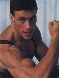 Жан-Клод Ван Дамм (Jean-Claude Van Damme)- сканы из разных журналов Cine-News 9472dc1160228894