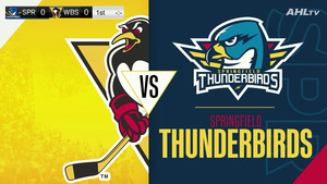 AHL 2018-10-06 Springfield Thunderbirds vs. W-B/Scranton Penguins - English 82685c996265264