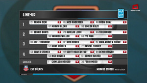 Swiss Ice Hockey Cup 2018-09-19 1/16 Final EHC Bülach vs. ZSC Lions - French Ffa140979399234