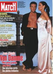Жан-Клод Ван Дамм (Jean-Claude Van Damme)- сканы из разных журналов Cine-News Fb54331158203254