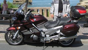 Vends FJR 1300 AS, 2007, 48 000km, 1ère main. B08880994892274