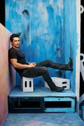 Джеймс Франко (James Franco) Danielle Levitt Photoshoot (6xHQ) Af01dd1099125044