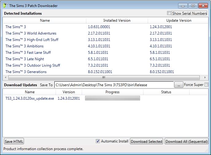 Mettre à jour son jeu (Avancé) & Patch Downloader MTS_FordGT90Concept-1226150-ts3_patch_downloader