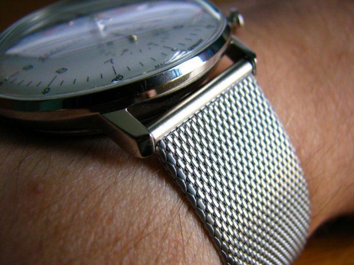 Bracelet maille milanaise WFQuAS2G