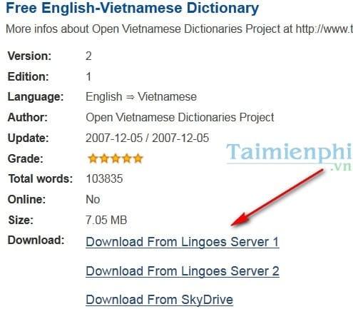 lingoes - từ điển offline cực hay cho máy tính Lingoes-tu-dien-tren-may-tinh-10